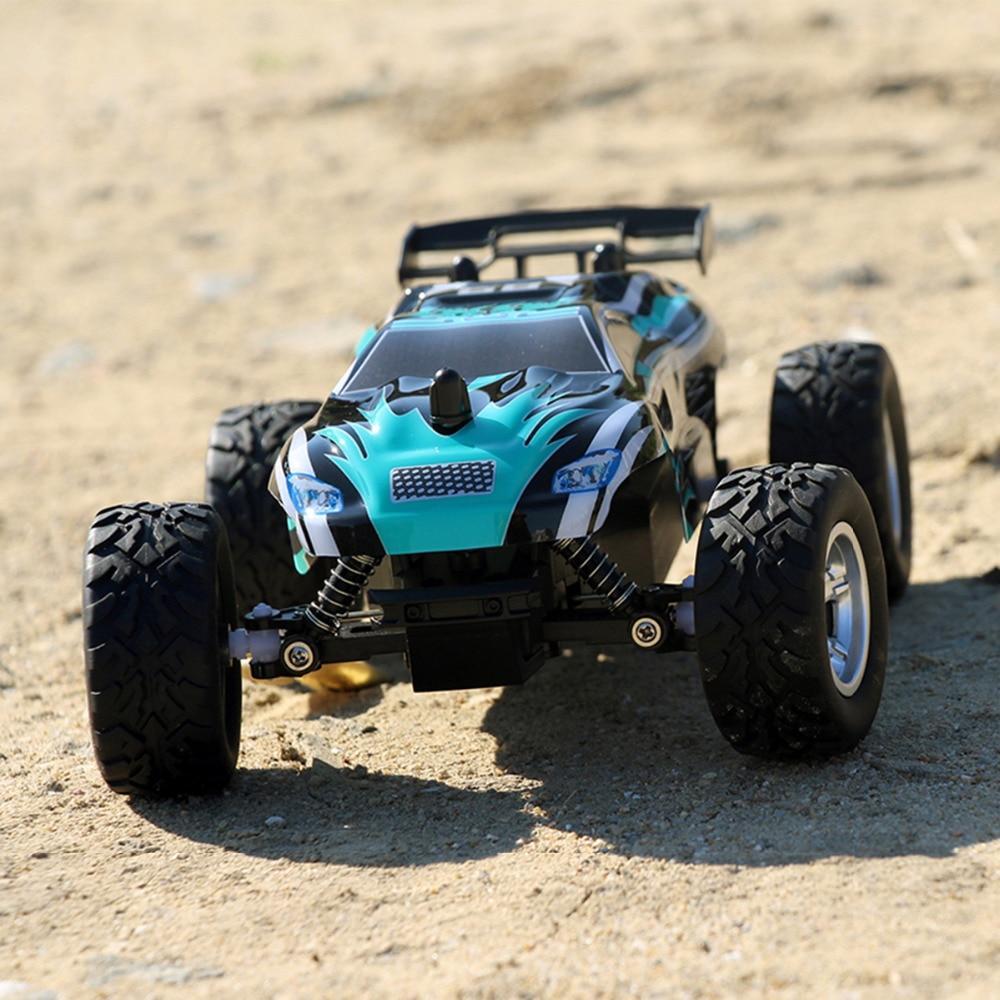 Motors Drive High Speed Racing Kids Boys Girl Children Remote Control Car Model  Dirt Bike Vehicle Toy 2.4G RC Electric Toys