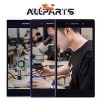 Bảo hành 5.0 '' LCD Đối Với SONY Xperia Z1 Hiển Thị Cảm Ứng Digitizer L39 L39H C6902 C6903 Đối Với SONY Xperia Z1 hiển th