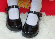 Alice in Wonderland Cosplay Cute Womens Lolita Maid Round Toe Shoes Japanese School Uniform Uwabaki Flat Mary Janes