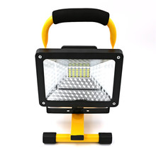 30W 36 LED Portable Rechargeable Flood Light Spot Camping Fishing Lamp Outdoor Cycling Accessories Top Quality Jane 26