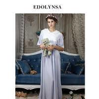 Victorian Long Nightgown Medieval Nightdress Sleepwear Robe Plus Size Nightwear Patchwork Cotton Comfortable Loose Homewear H683