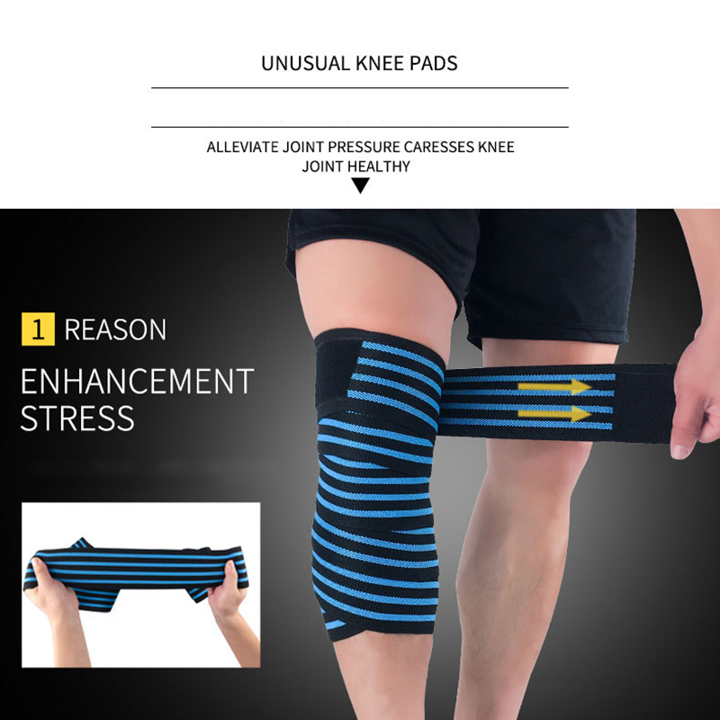 5364983aa3 Detail Feedback Questions about Bandages leggings stretch squat knee ...