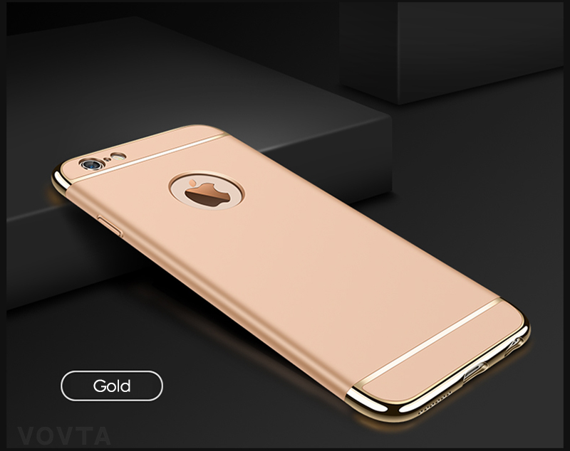 VOVTA Luxury Anti-Knock Cases For iPhone 6 8 7 Plus Case Plating Shockproof Full Cover For iphone 7 6s 8 Plus Phone Case12