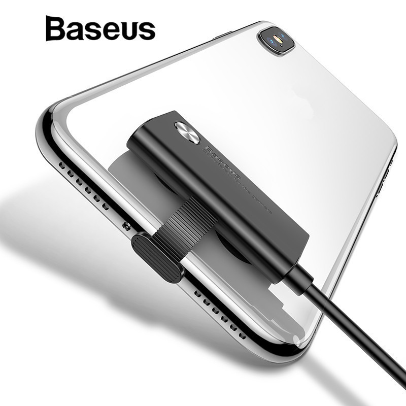 Baseus USB מטען כבל עבור iPhone 6 6 s 7 8 X נייד משחק כבל 8Pin מהיר טעינת כבל עבור iPhone 5S 5 כבלי טלפון נייד