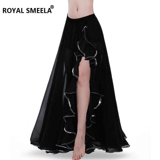 New Design Top Grade Bellydancing Skirt Belly Dance Skirts Wrap Skirt Belly Ance Or Performance-6006