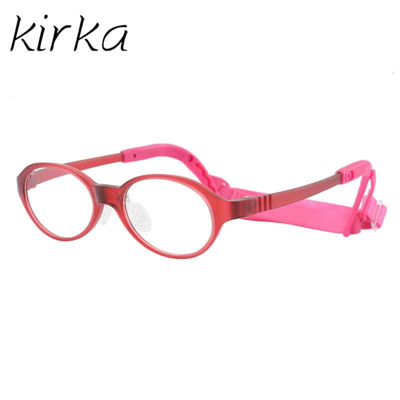 2f577ffd6aa5 Kirka kids spectacle frames small child fashion optical eyeglasses frames  for children glasses