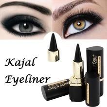 Бренд Miss Rose Eye Макияж Черная Подводка-гель для глаз водонепроницаемый пигмент для глаз татуировки для женщин натуральный долговечный карандаш для глаз