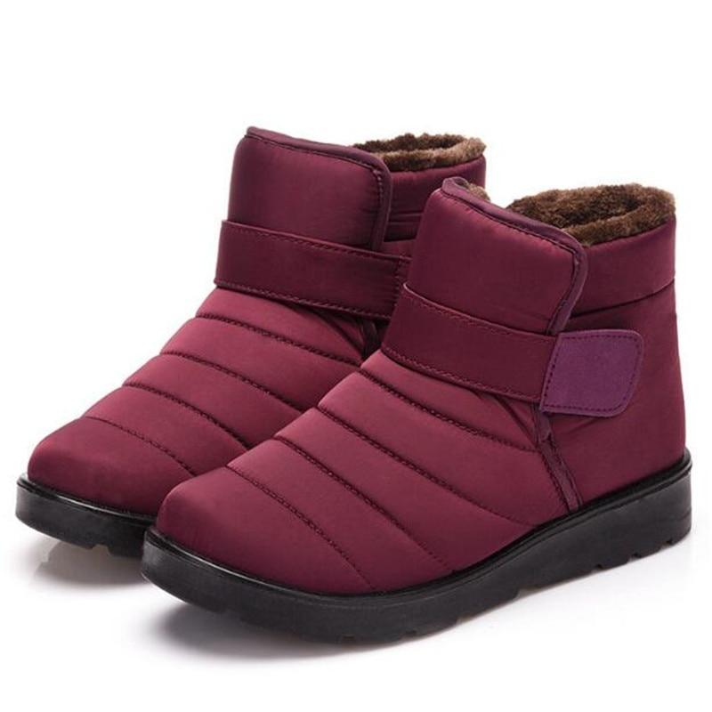 a9ab093c349d12 Mode Caoutchouc dark Bottines Bottes En Travail Hommes 46 D'hiver Chaudes  Neige 35 De Pour brown 2019 Chaussures ...