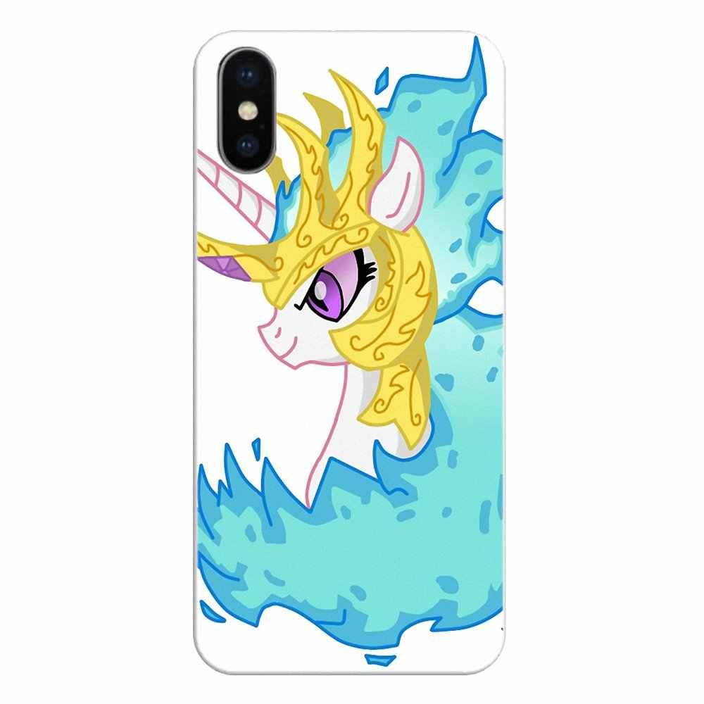 Чехлы для телефона с рисунком из мультфильма «Мой Маленький Пони» с Сумеречной искоркой для huawei Honor 7X V10 6C V9 6A играть 9 Коврики 10 Pro Y7 Y5 P8 P10 Lite Plus GR5 2017
