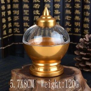 Buddha Tibet Tibetan Buddhist Mikky Crystal Stupa Tower Divine Focus Ritual(China)