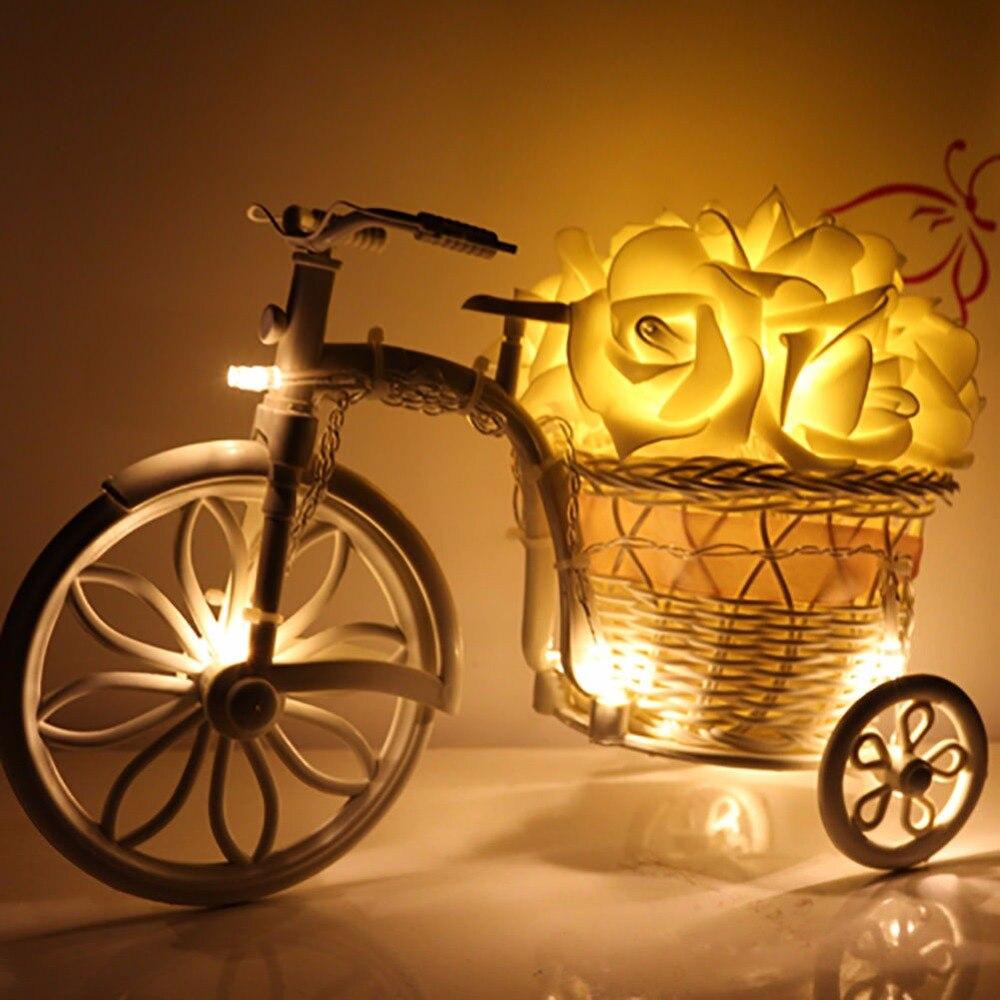 9 arrière led bike bicycle light set super lumineux clignotant réflecteur 7 modes