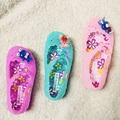 Girls Child Sandals Jelly Kids Shoes  Princess Crystal Hole Shoes Sandalss