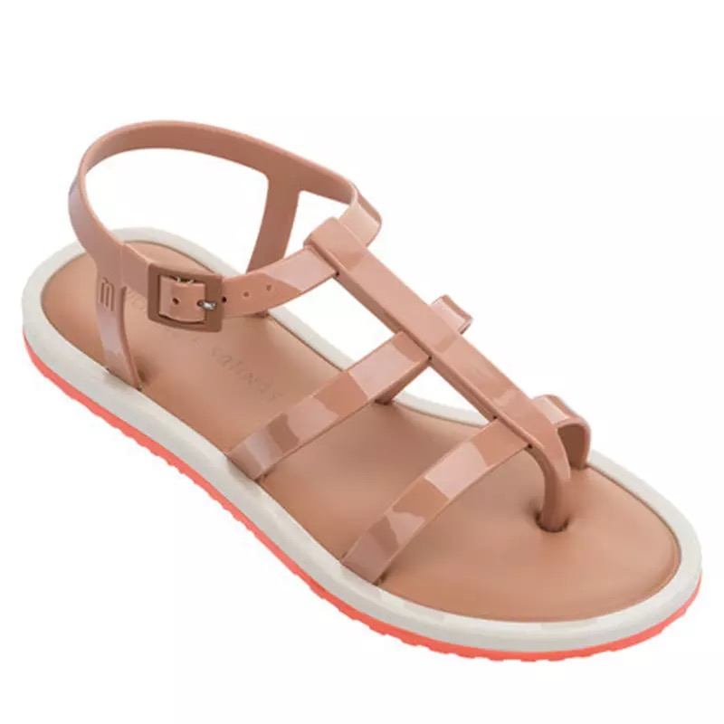 Melissa Salinas Sandalias Mujer 2019 Women Flat Sandals Brand Melissa Shoes For Women Jelly Sandals Female Jelly ShoesMelissa Salinas Sandalias Mujer 2019 Women Flat Sandals Brand Melissa Shoes For Women Jelly Sandals Female Jelly Shoes