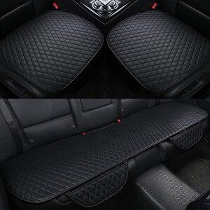 Image 1 - 車の車のフロントバックシートカバーフィットすべての車のクッション車のシートカバークッション四季の一般的な