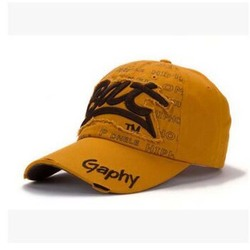 Die neue mode FLEDERMAUS männer baseball caps Neue Marken hüte Unisex Knochen Baseball Hut Für Mann Distressed
