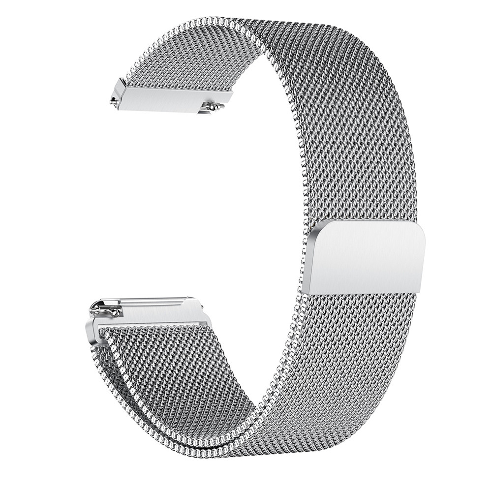 Image 4 - Milanese Magnetic Loop Stainless Steel Band For Fitbit Versa Gold Watch 5.5 6.7 inch Dropshipping Wristwatches Steel metal-in Smart Accessories from Consumer Electronics