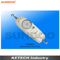Sundoo SN-500 500N Pointer Đẩy Pull Tester, Analog Force Gauge