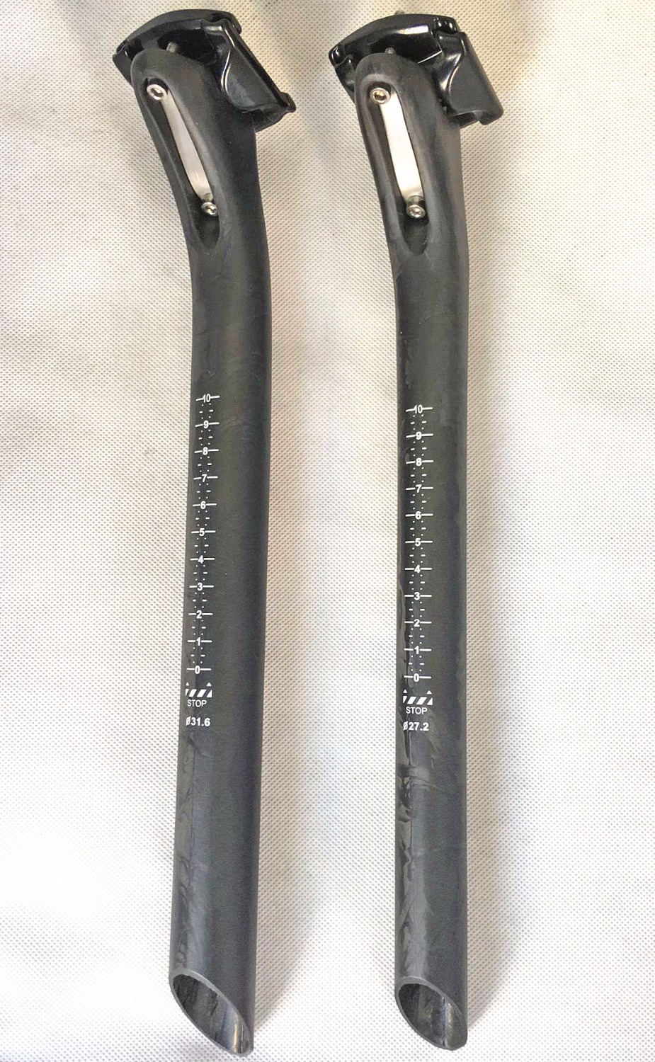 Newest Mountain Bike Carbon Seatpost Full Carbon Fibre Bicycle Seatposts Road MTB Parts 27 2 31