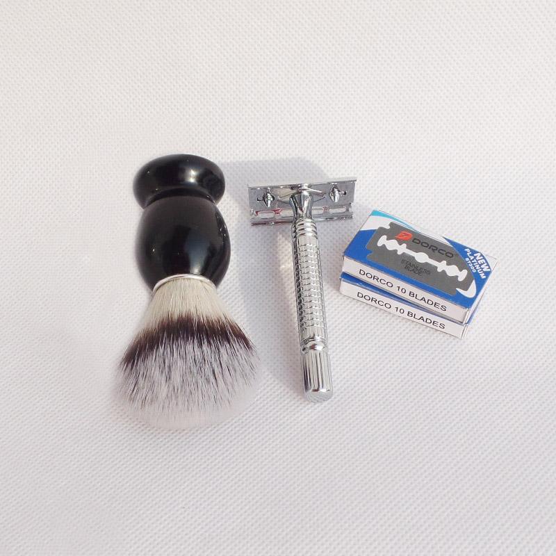 shaving  brush set