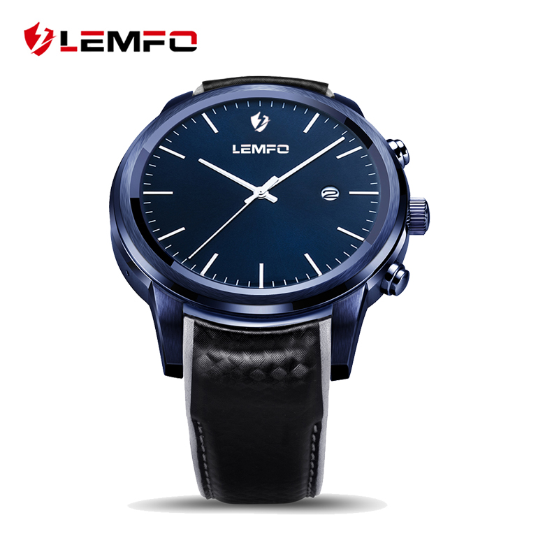 LEMFO LEM5 Pro Smartwatch Android 5 1 Heart Rate Monitor 2GB 16GB Smartwatch 2017 Smart Watch