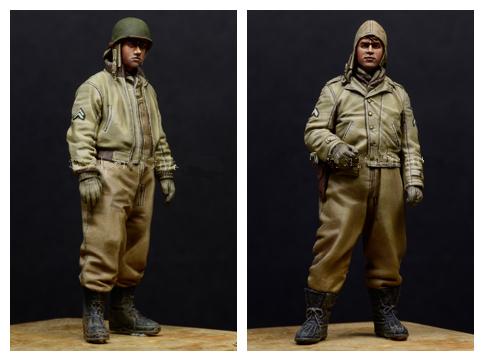 pre order-Resin toys 35116 WW2 US AFV Crew Set (2 Figures) Free shipping pre order resin toys l0117 us oif soldier at rest free shipping