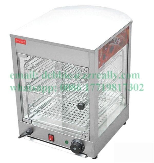 commercial 110v 220v countertop electric hot dog steamer warmer displayer - Hot Dog Warmer