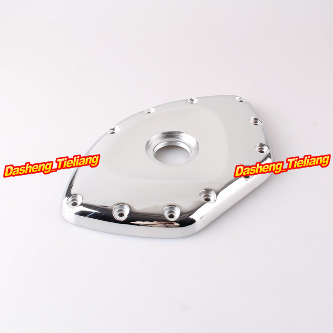 Motorcycle Engine Stator Crank Case Generator Cover Crankcase For Honda GL1800 GOLDWING 2001-2013 CNC Al Chrome Color cnc motorcycle stator engine crank case