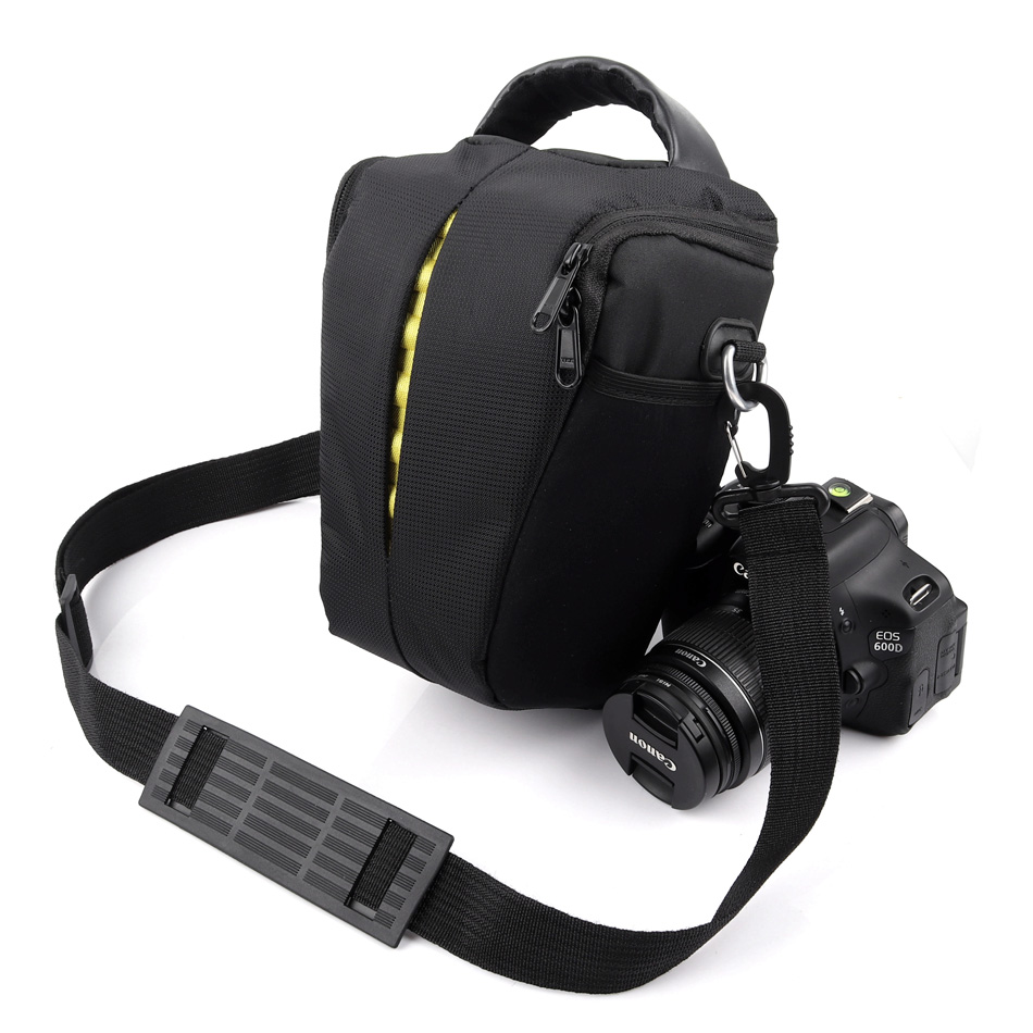 Camera Bag Case <font><b>Cover</b></font> For <font><b>Canon</b></font> EOS 1300D 100D 200D 750D 77D 7D 80D 800D 6D 70D 760D 700D 600D 1200D 1100D <font><b>550D</b></font> SX60 SX50 SX540 image