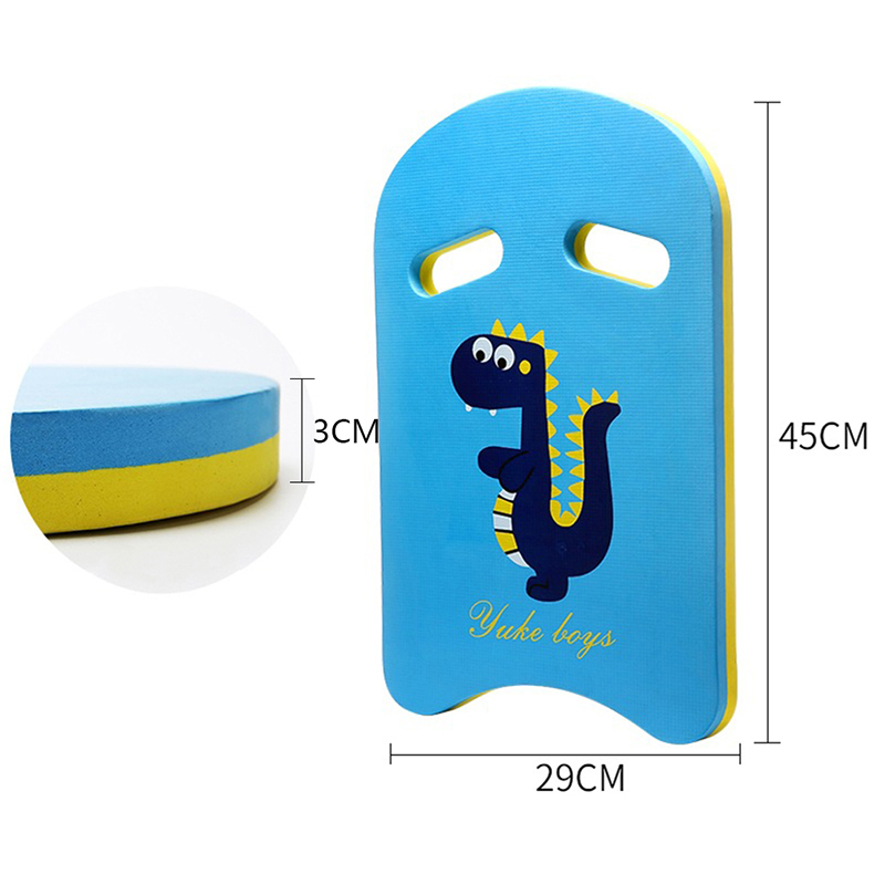Swimming Learner Kickboard EVA Plate Surf Water Child Kids Adult Pool Safe Training Aids Float Hand Board Tool Foam