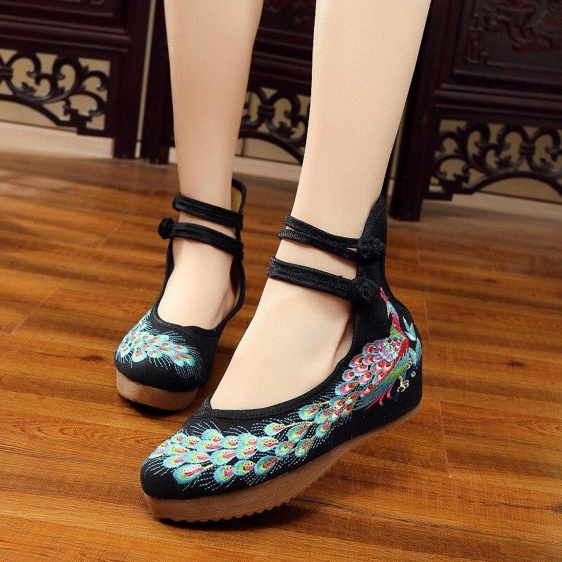 Offre Mondial Padegao À Chaussures Main Chinois Sport bleu Mode La Vert rouge De 2018 Spéciale blanc Dames Style Pied Protection Casual Noir r5EPYwrqx