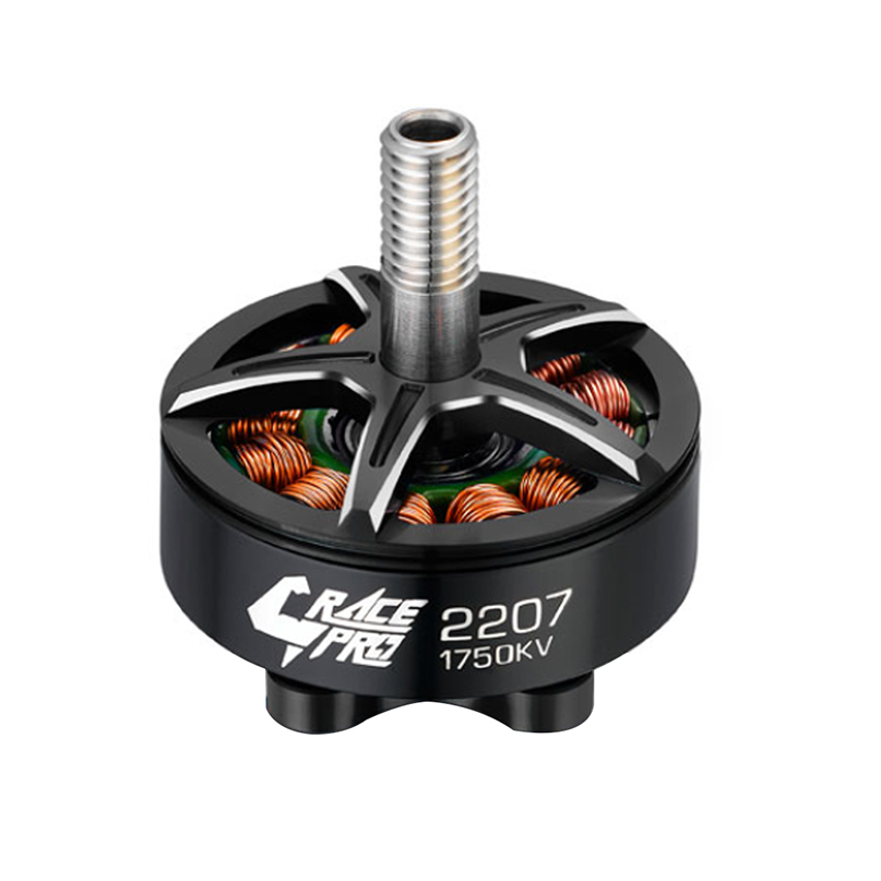 Hobbywing XRotor Race Pro 2207 2650KV 2450KV 1750KV Brushless Motor for FPV RC Racing Drone Quadcopter 4pcs set 2207 brushless motor 2100kv 2207 motor rc engine for multicopter quadcopter fpv racing drone