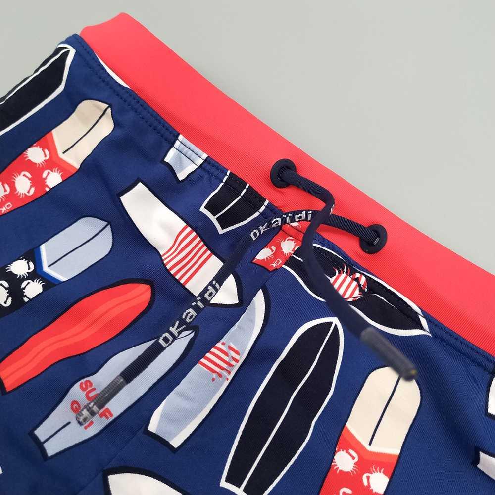 En Kaliteli 0-14 T Çocuk Mayo Bebek erkek mayo UV 50 + güneş koruyucu mayo beachwear mayo şort sörf Pantolon