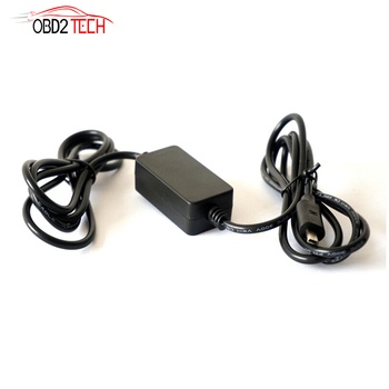 GPS Tracker TK102B Accessories Hard Wired 12-24V Car Charger Hard-wired Battery Charger for GPS Tracker TK102 image