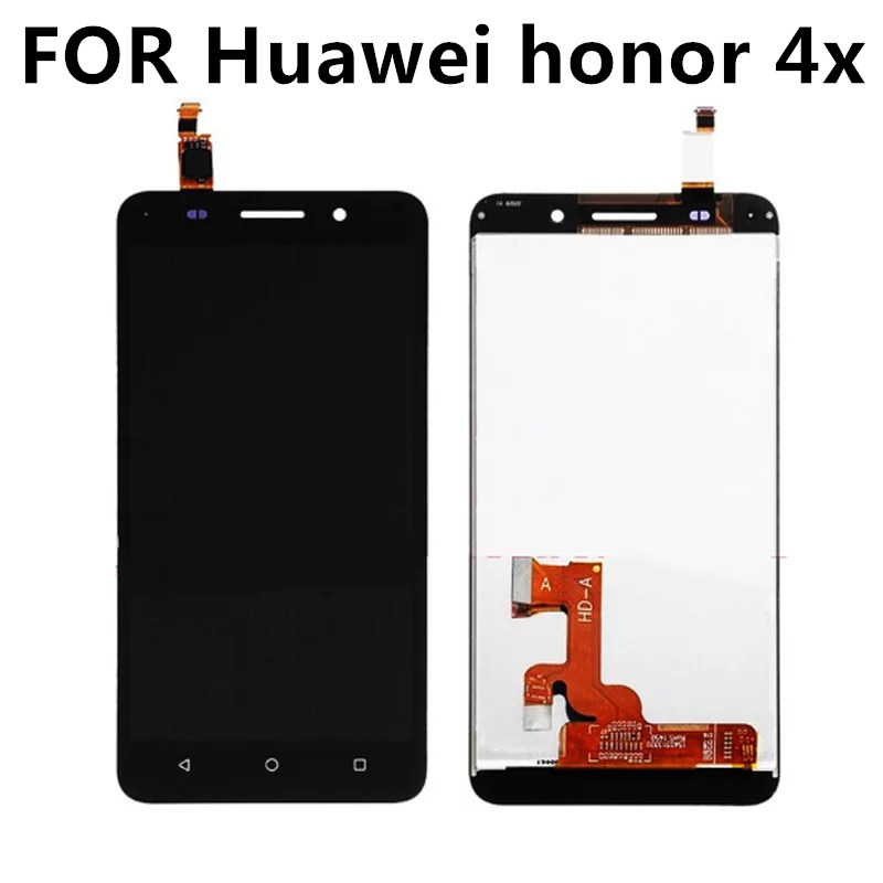 ФОТО FOR Huawei honor 4x LCD screen Che2 - TL00 LCD touch screen assembly display screen inside and outside