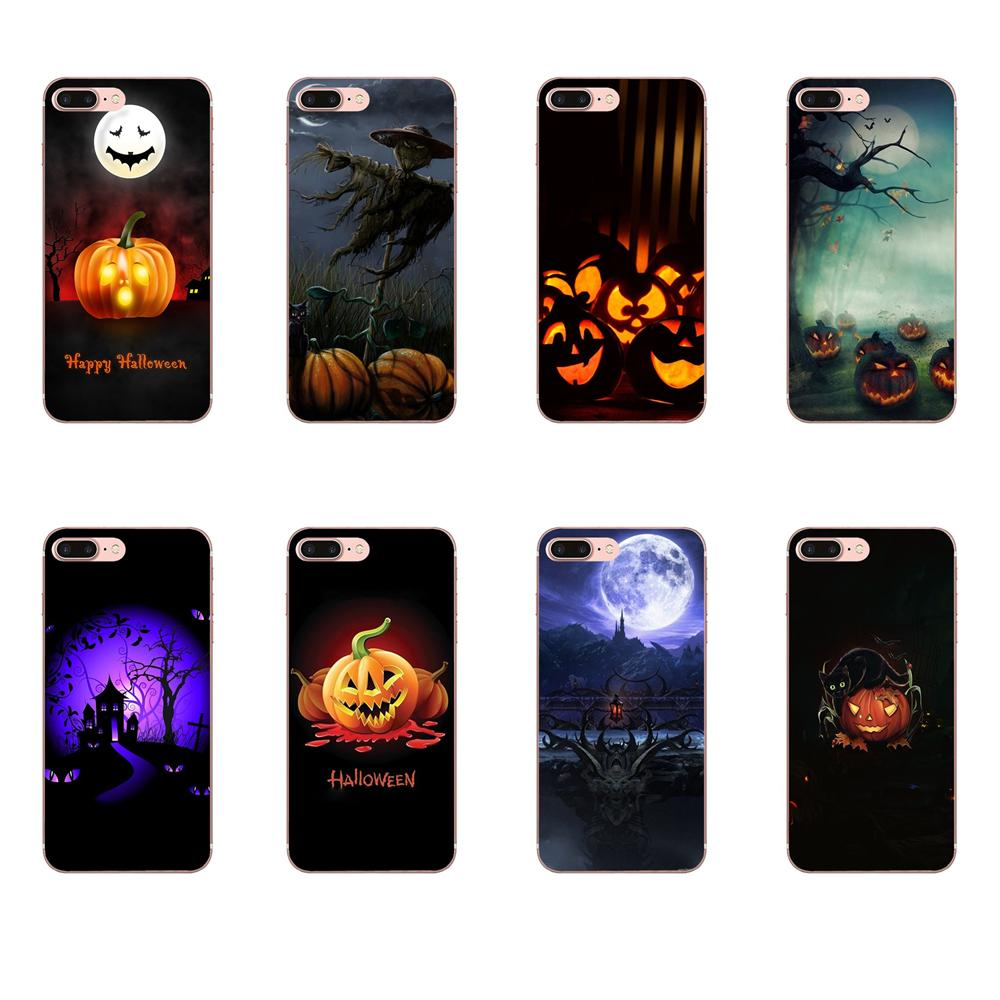 <font><b>Vertical</b></font> Phone <font><b>Case</b></font> For <font><b>Xiaomi</b></font> Redmi <font><b>Mi</b></font> Note 7 <font><b>8</b></font> 9 SE Pro Lite Go Play Halloween Fire image