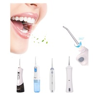 Electric Oral Irrigator Cordless Water Flosser Teeth Whitening Cleaner Water Injection Toothpick Irrigation Jet Dental Irrigator