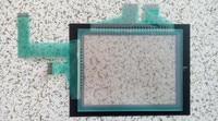 Tela de toque do Painel de Digitador para Omron NS10-TV00-V2 NS10-TV00B-V2 NS10-TV00-ECV2 NS10-TV00B-ECV2 com Sobreposição (película protetora)