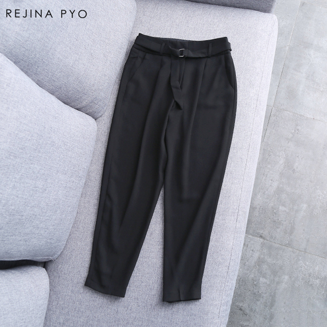 TROUSERS - Casual trousers Rejina Pyo HQkiM5Y