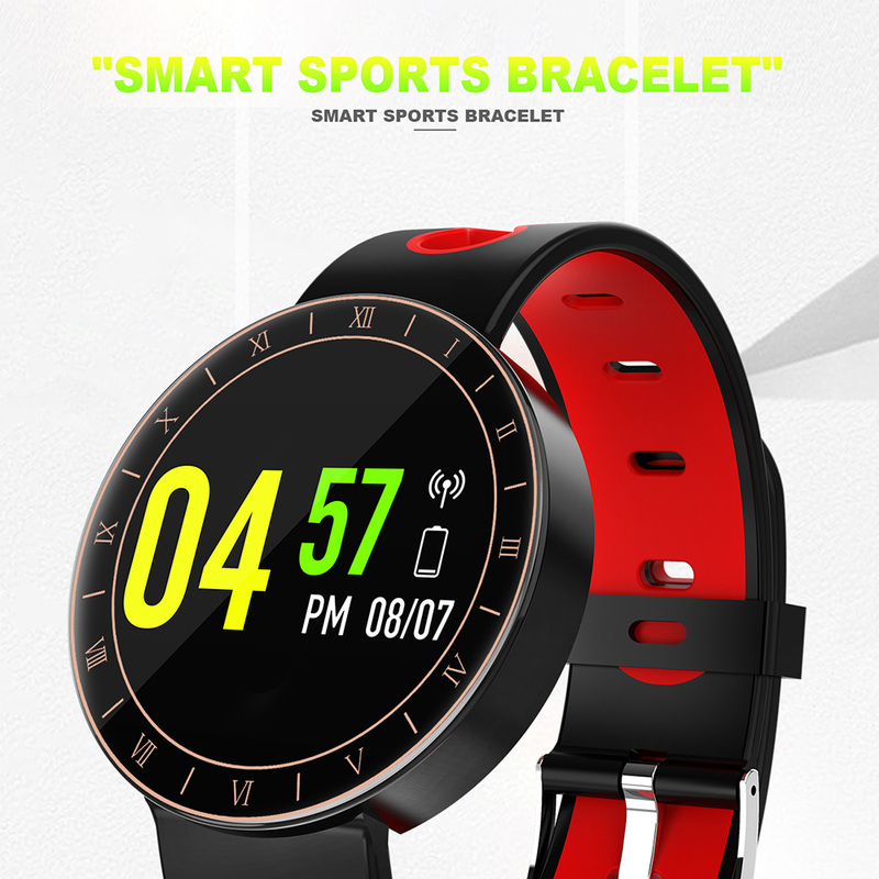 Smart-Watch Camera Blood-Pressure-Monitor Sports Waterproof Android Woman/kids with IOS