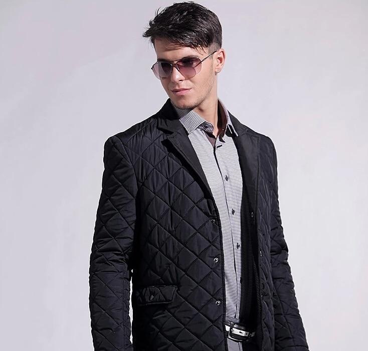 Aliexpress.com : Buy Lesmart Winter Mens Coat Jacket Cotton Solid