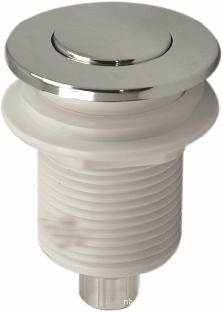 air switch button w 6u0027 air hose for garbage disposal spa pedicure