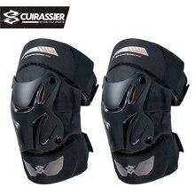 Мотоциклетные защитные наколенники для мотокросса Cuirassier, наколенники для горного велосипеда, защита для внедорожных гонок, налокотники, поддержка