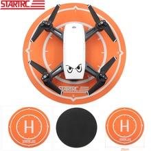 STARTRC DJI mavic air Spark Luminous Function Parking Aporn Foldable Landing Pad 25CM For DJI Mavic Air Spark Drone landing pad