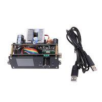 """Ev Dekorasyonu'ten Voltaj Regülatörleri/Stabilizatörleri'de DPX6005S ayarlanabilir voltaj güç kaynağı modülü ile 1.8 """"lcd ekran"""