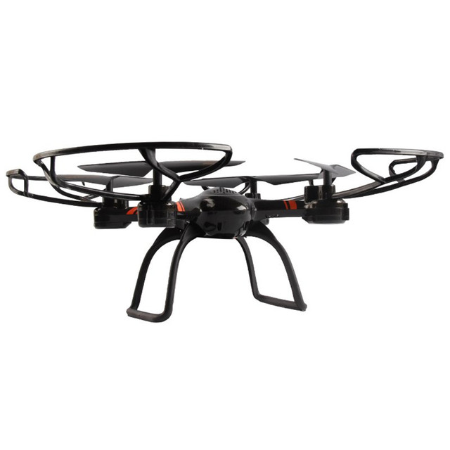 Original RC Drones 2.4G 4CH 6 Axis Gyro Quadcopter with Flashing LED 360 Degree Rollover Remote Control Helicopter Hover Drone