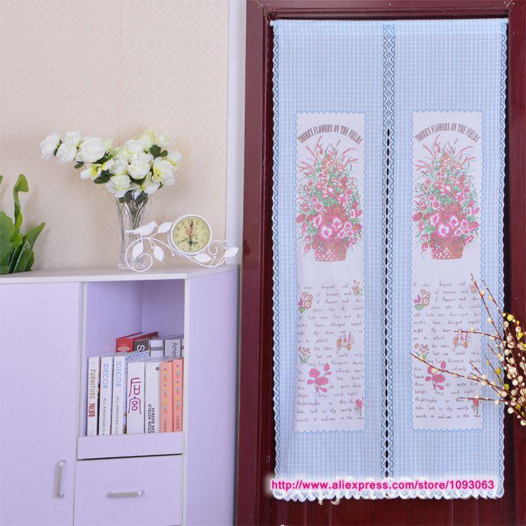 Modern Style Classical High Grade Idyllic Curtain Flower ... on Modern Feng Shui Garden  id=75643