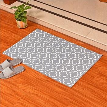 Aovoll придверный коврик для улицы современный бытовой водопоглощающий противоскользящий ковер для гостиной ковры для гостиной фермерский д