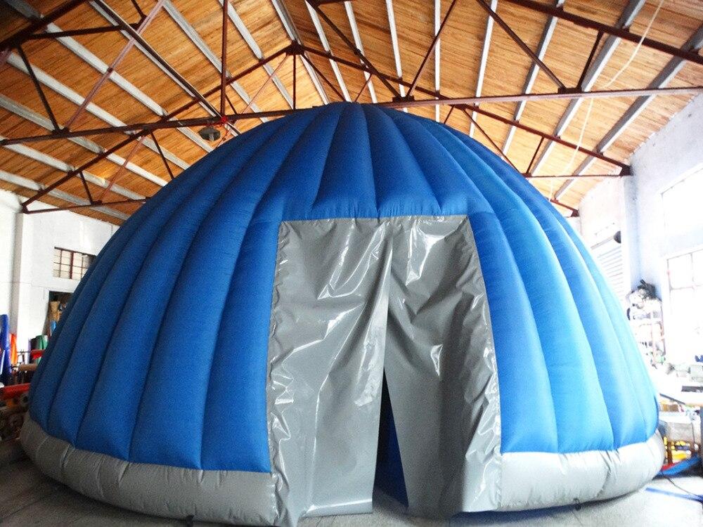 Vente gonflable de yourte de mongolie de tente de dôme/tente gonflable de dôme
