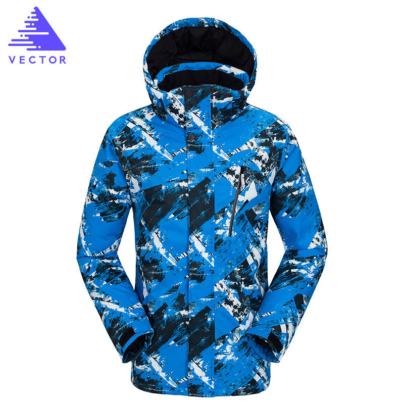 Hommes veste de Ski hiver Snowboard costume hommes en plein air de haute qualité chaud imperméable coupe-vent respirant vêtements