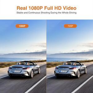 Image 5 - ThiEYE Safeel Zero + kamera na deskę rozdzielczą WiFi wideorejestrator samochodowy Real HD 1080P 170 szeroki kąt z trybem parkowania g sensor Car multi angle camera